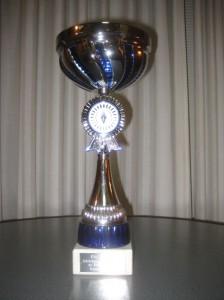 1e prijs afdelingsklassement PACC