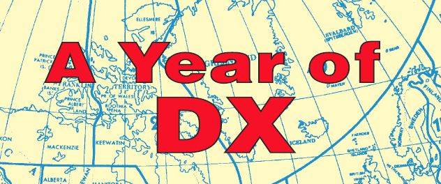 A year of DX