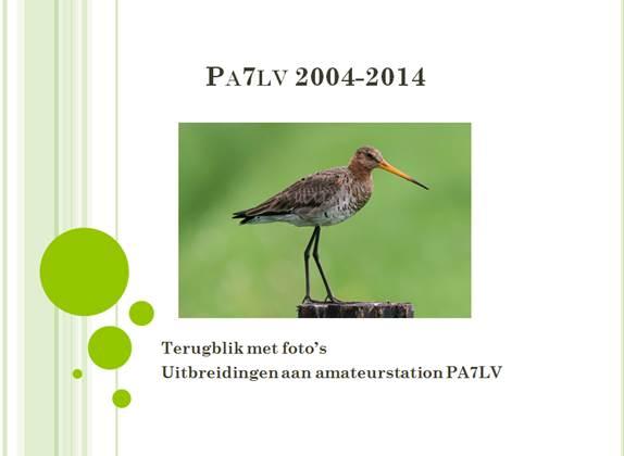 PA7LV-presentatie